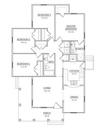 2000 Sq Ft Bungalow Floor Plans 71 Best House Plans Images On Pinterest House Floor Plans