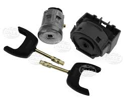 for ford transit mk7 ignition switch u0026 barrel cylinder kit and 2