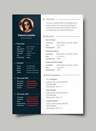 Best Resume Builder Free Online by Free Professional Resume Template Resume For Your Job Application