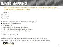 Image Mapping Nanohub Org Resources Me 592 Lecture Guest Lecture 1 Stereo