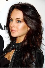 brown hair or black hair hair and model