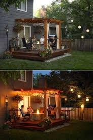 Outdoor Lighting Fixtures For Gazebos by How To Plan And Hang Patio Lights Patio Lighting Pergolas And