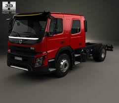 volvo truck models volvo fmx tipper truck 2013 3d model hum3d