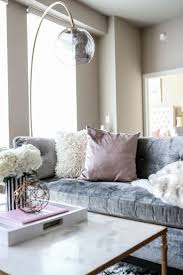 Living Room Design Ideas With Grey Sofa Best 25 Grey Velvet Sofa Ideas On Pinterest Gray Velvet Sofa