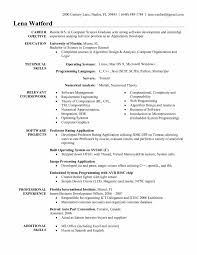Relevant Coursework In A Resume Timmins Martelle