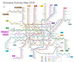 China City Map by Shanghai Map Map Of Shanghai U0027s Tourist Attractions And Subway