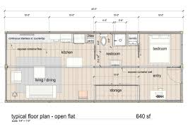 Container Houses Floor Plans Shipping Container House Floor Plans Www Pyihome Com