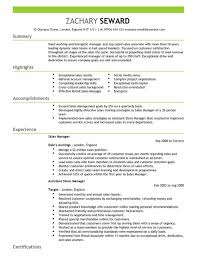 Sales Manager CV Example for Sales   LiveCareer LiveCareer