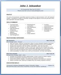 Retail Store Manager Resume Pinterest