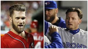 who wore it better haircut edition bryce harper vs josh