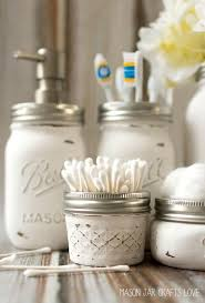 Home Goods Bathroom Decor Best 25 Mason Jar Bathroom Ideas Only On Pinterest Mason Jar