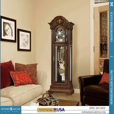 howard miller grandfather clocks traditional floor clock