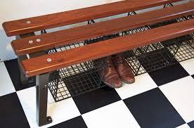 Shoe Storage Furniture by Vintage Industrial Shoe Rack Furniture Design Ideas U0026 Decors