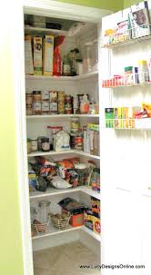 Kitchen Pantry Shelving Ideas by Kitchen Pantry Makeover Diy Installing Wood Wrap Around Shelving