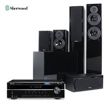 home theater receiver hdmi sherwood rd 6506 u0026 concerto 5 1 home theatre speaker and receiver
