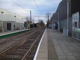 Beddington Lane tram stop