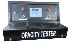 product details universal tensile machine opacity tester
