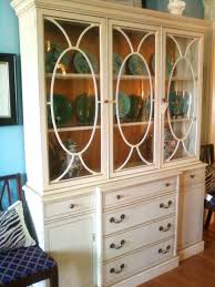 china cabinet off white china cabinet cabinets dining room