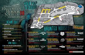 when is halloween horror nights over universal orlando u0027s halloween horror nights 26 map revealed
