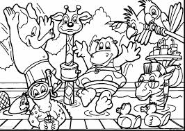 astounding disney halloween coloring pages with free coloring book