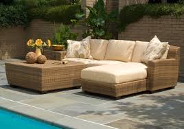 White Resin Wicker Outdoor Patio Furniture Set - outdoor wicker furniture patio productions