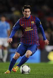 Messi Pemain Terbaik Liga Spanyol 2011-12