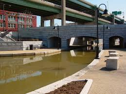 Canal des rivières James et Kanawha