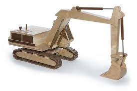 Build Wood Toy Trains Pdf diy plans for wooden excavator free projetos para experimentar