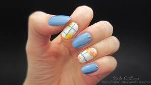 spring floral nail art u2013 nails at home