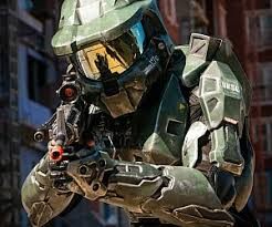 Halloween Halo Costumes Halo Master Chief Armor Suit