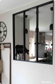 fenetre metal style atelier diy brico comme une verrière d u0027atelier à moins de 50 u20ac lily