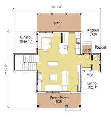 small house floor plans small cottage house plan shingle