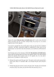 100 2008 mercedes benz clk550 owners manual mercedes benz
