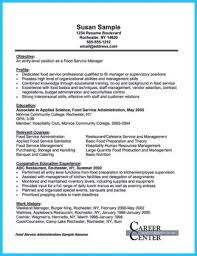 Example Server Resume by Banquet Steward Cover Letter