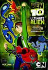 DVD การ์ตูน Ben10 Ultimate Alien Vol.1 - 10 [Master]-[พากย์ไทย] 10 ...
