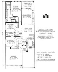 house plans for narrow lots stunning narrow lot house plans on