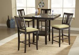 Counter Height Vanity Stool Chair Dining Table Minimalist Bar Height Counter And Chairs Pub