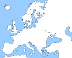 Blank Europe Map by Blank Map Of Europe Without Borders By Ericvonschweetz On Deviantart