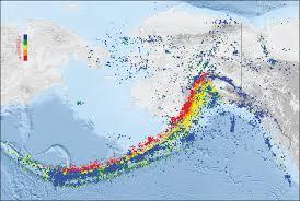 Tectonic Plate Map Alaska Tectonics