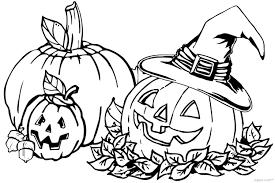 pumpkins to color free coloring page shimosoku biz