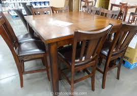 dining room horrifying 9 piece cherry dining room set wondrous