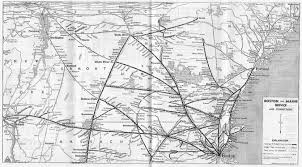 Map Of Portland Maine by The Boston And Maine Railroad