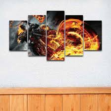 online get cheap motorcycle canvas painting set aliexpress com
