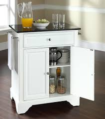 Kitchen Island With Chopping Block Top Buy Granite U0026 Butcher Block Top Kitchen Island W Bead Board Exterior