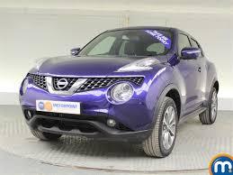 nissan juke dig t 115 tekna used nissan juke tekna blue cars for sale motors co uk