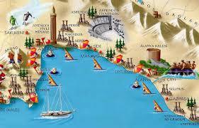 Antalya hakkında bilgi