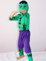 Toddler Halloween Costumes Boy Children Halloween Costume Boy Hulk Costume 3 4 5 6 7 Kid