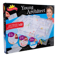 young architect science toys for kids by scientific explorer