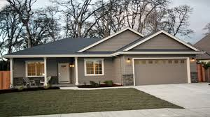 Rancher Style Homes 1960 S Ranch Style Exterior Color Scheme Ranch Style Stucco House