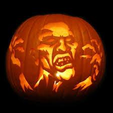 decorating ideas epic image of lighted lantern spiderman pumpkin